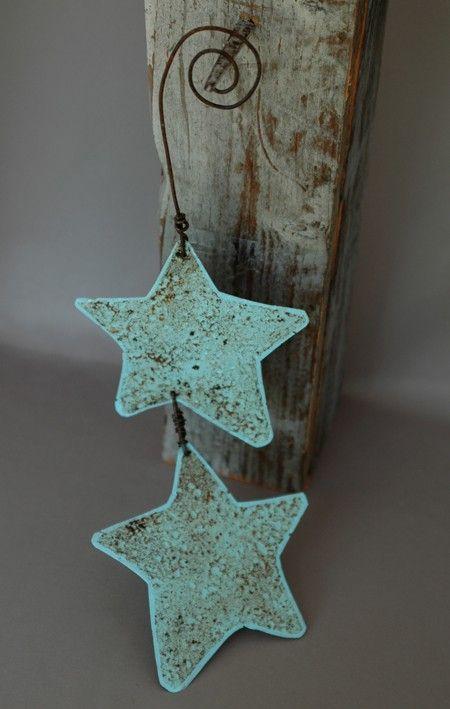 Rustic stars....