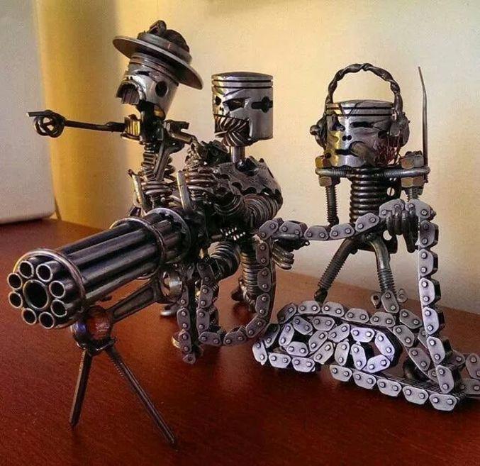 pour sulfater la cha ne fathers day pinterest art art metal et bricolage. Black Bedroom Furniture Sets. Home Design Ideas