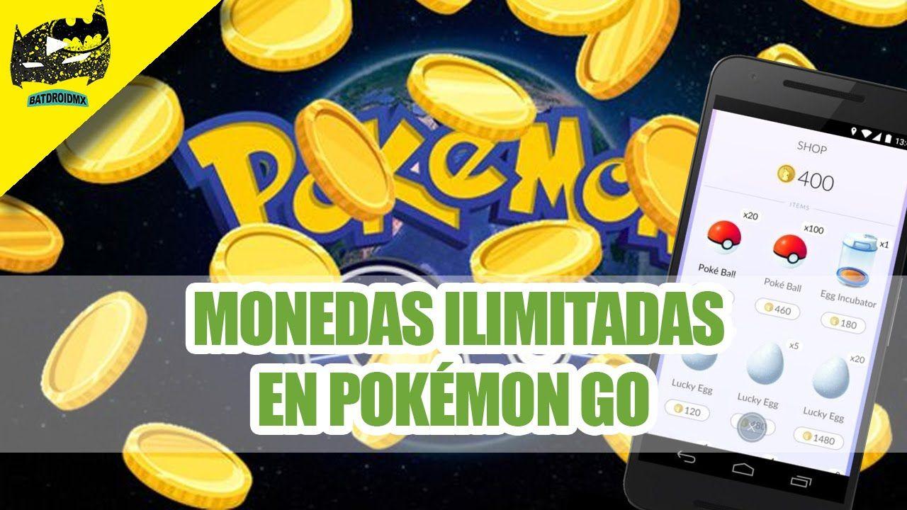 awesome Monedas ILIMITADAS para Pokémon GO | 100% LEGAL |  BatdroidMX Check more at http://gadgetsnetworks.com/monedas-ilimitadas-para-pokemon-go-100-legal-batdroidmx/