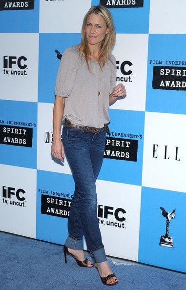 Robin Wright Photos: 2007 Film Independent's Spirit Awards