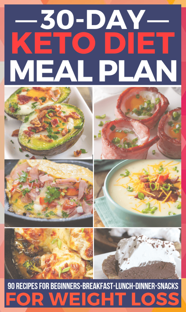 Total Keto Diet For Beginners Meal Plans  Free Printable Food Lists