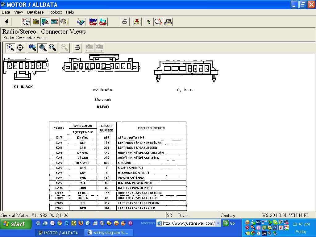 [SCHEMATICS_4ER]  DC04 98 Buick Regal Wiring Diagram | Wiring Library | Buick Regal Ls Wiring Diagram |  | Wiring Library