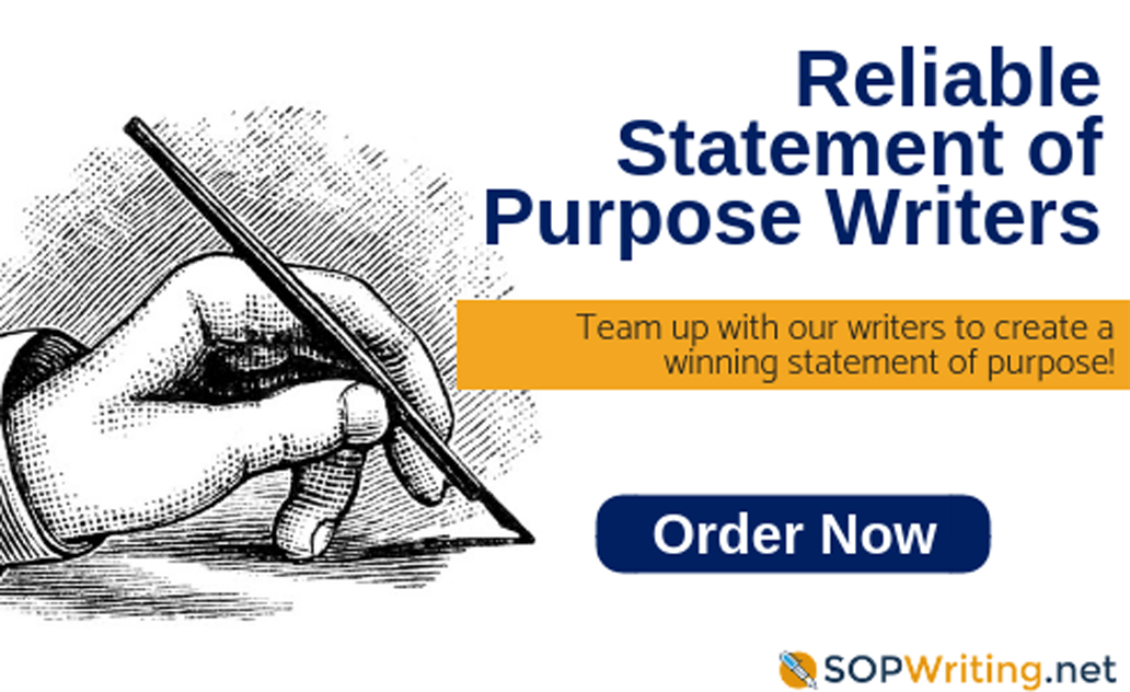 how to write a professional statement of purpose