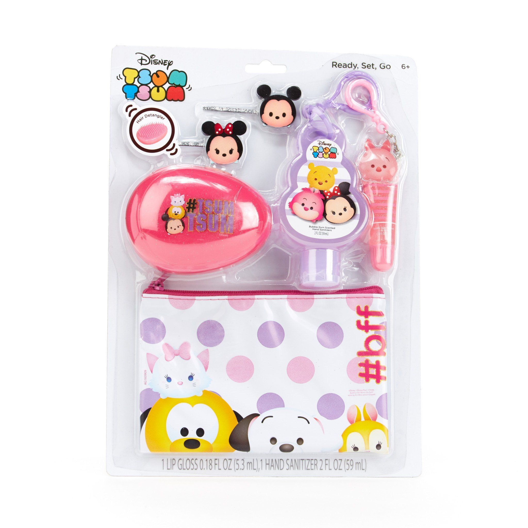 Tsum Tsum Glamorous Cosmetic Set Cosmetic Sets Beauty Kit