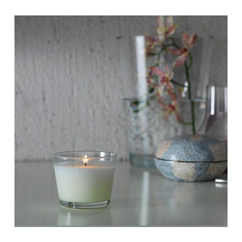 Ikea Kerzen Im Glas måttfull duftkerze im glas ikea wenn die kerze verbraucht ist lässt