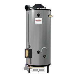 Rheem G100 250 Commercial 250k Btu Natural Gas Water Heater 100