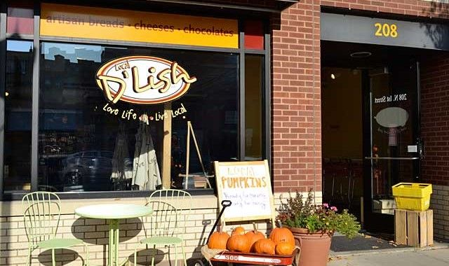 A local farmer's market, open year round, indoors, and takes credit cards...sounds perfect! Local D'Lish #TakePart #Tastemakers