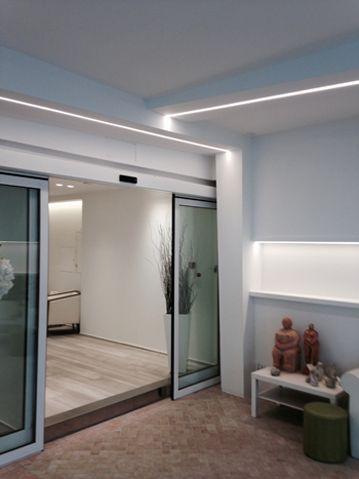 La soluzione in cartongesso per l illuminazione d interni for Arredamento illuminazione interni