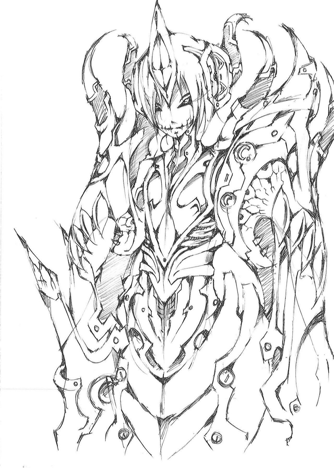 Ceberus by ZephyraVirgox.deviantart.com on @deviantART