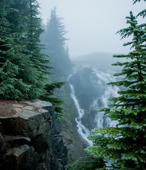 Gorgeous Waterfall – The Cascades