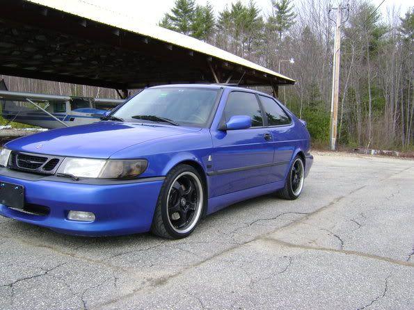 Vwvortexcom Fs 1999 Saab 9 3 Viggen Rare And Modified