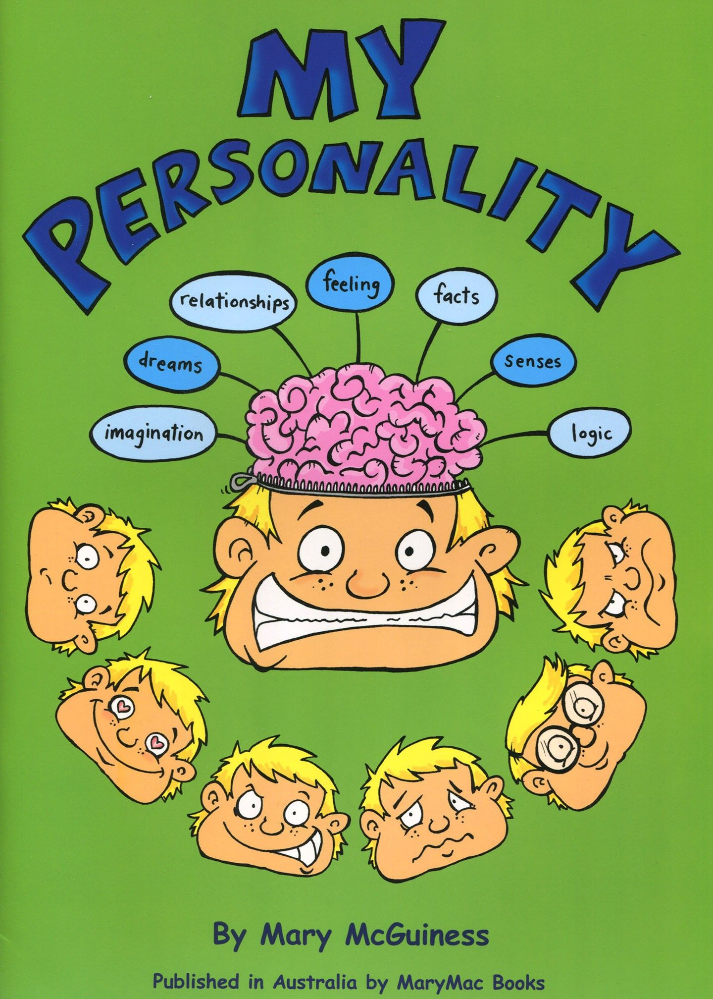 My Personality Mbti For Kids