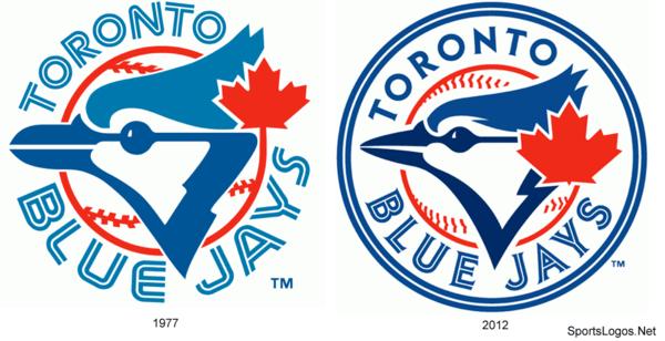 Toronto Blue Jays Back To The Future Toronto Blue Jays Logo Toronto Blue Jays Blue Jays