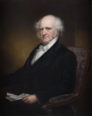 Martin Van Buren - Wikipedia, the free encyclopedia
