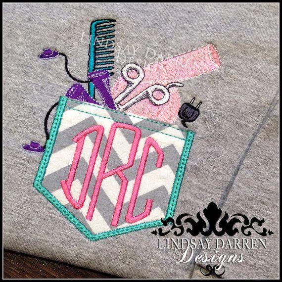hair dresser beautician salon pocket