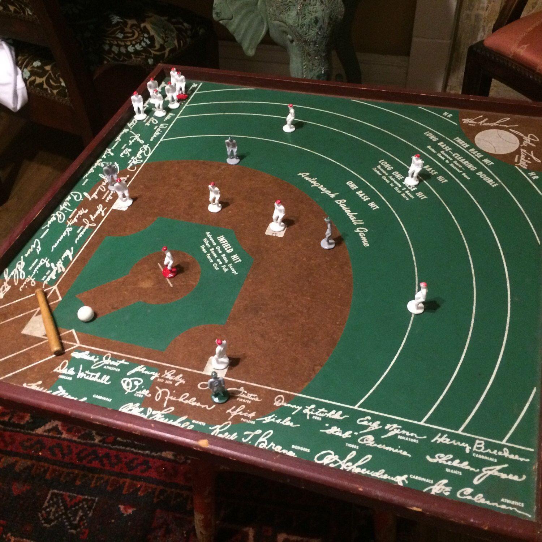 F j raff 1948 autograph baseball game board 225 x 225