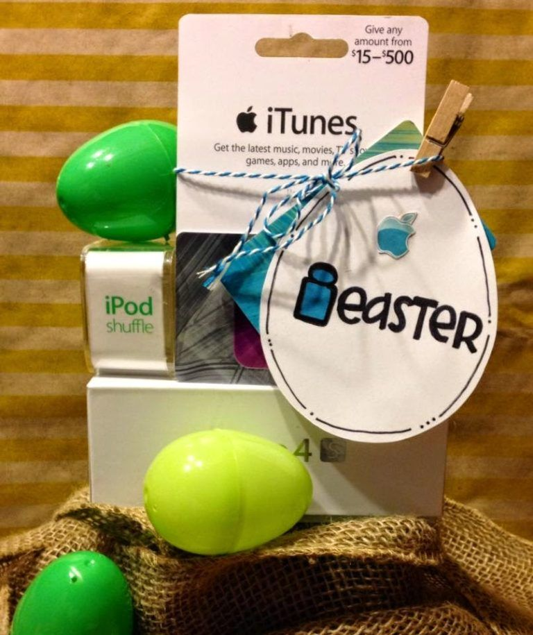 10 easter basket ideas for teens and tweens basket ideas easter giving someone a special gift this easter with a personalized easter basket negle Gallery