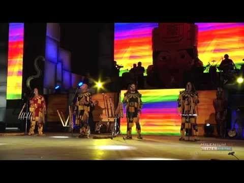 MI DESVENTURA (TUNTUNA) - ALBORADA EN VIVO 2013 - YouTube