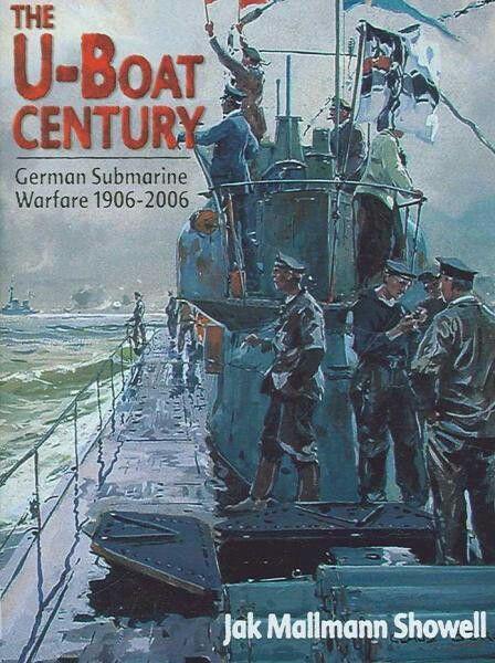 German U-boat in WWI
