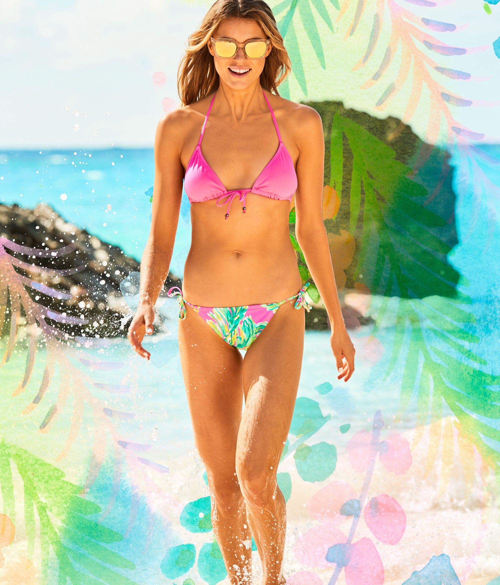 929af19edc2dd Lilly Pulitzer Tropic String Bikini Bottom - 10
