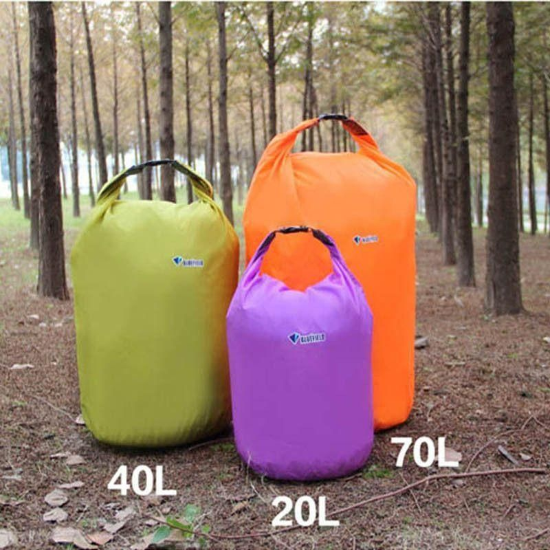 Photo of 20L 40L 70L Waterproof Storage Dry Bag for Kayak Camping