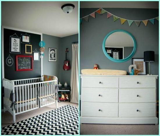 cores de paredes quarto bebe Quarto de Bebé Pinterest  ~ Cores De Parede Para Quarto De Bebe Masculino