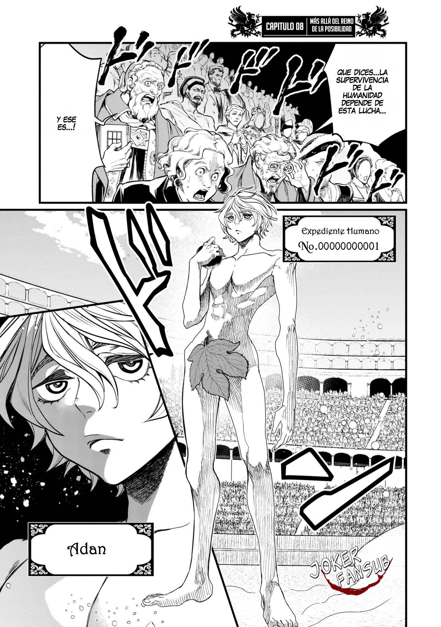 Shuumatsu No Valkyrie 08 Espanol Otaku Anime Dibujos De Anime
