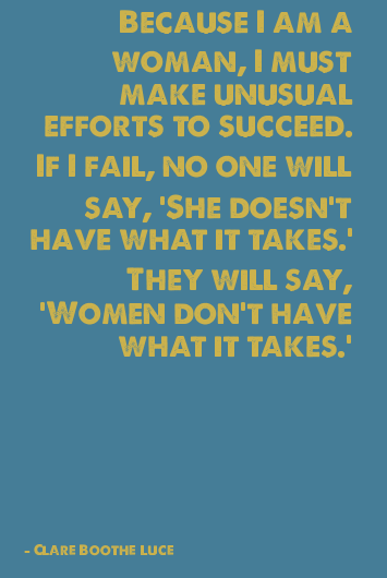 I will #succeed! #Woman #Sucess