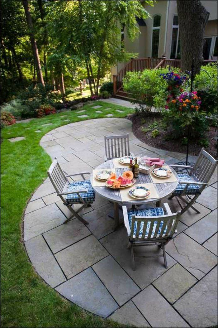 Comment choisir une table et chaises de jardin! Pinterest Ikea - amenagement exterieur pas cher