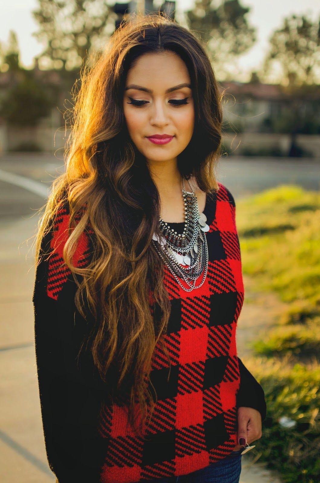 Vanessa balli makeup pinterest plaid mad and fashion