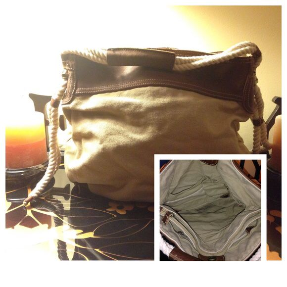 Selling this GAP Great bag used once mint condition!! on Poshmark! My  username