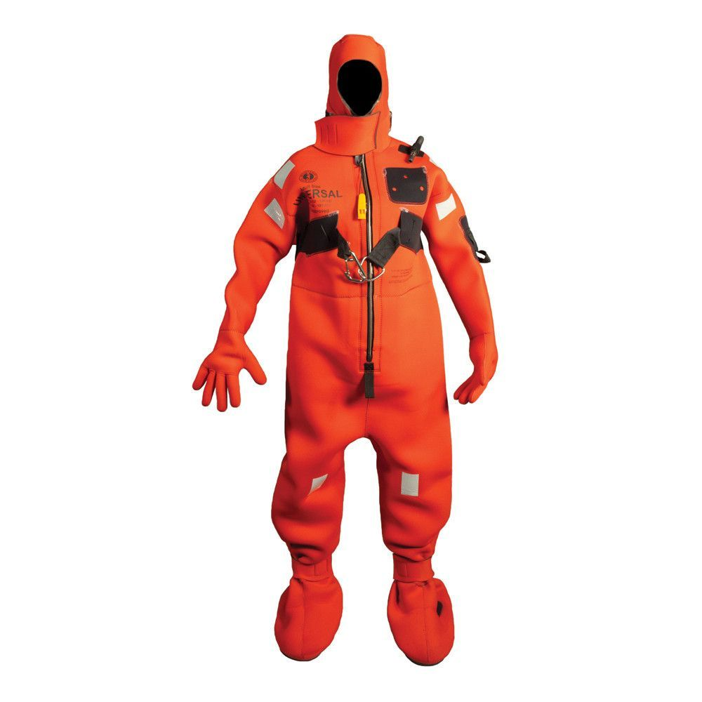 Mustang Neoprene Cold Water Immersion Suit w/Harness - Adult Oversize