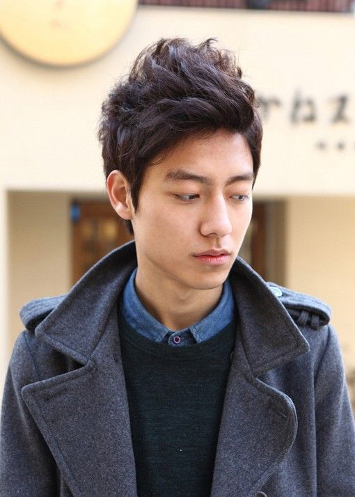 Attractive 2012 Cool Korean Hairstyle For Guys Short Hairstyles 2012