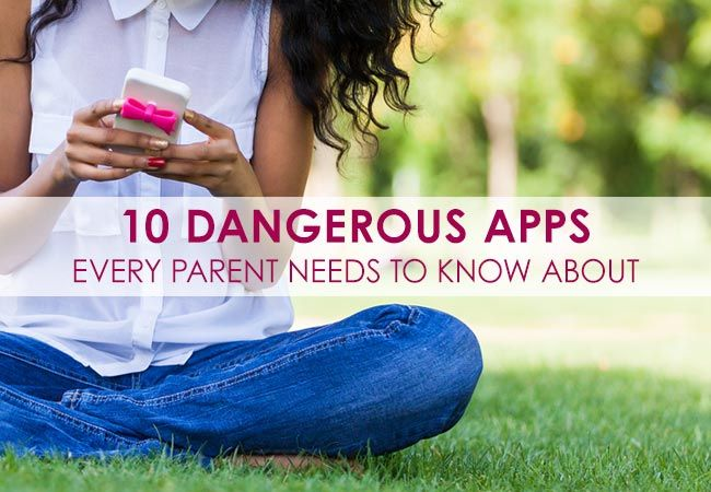 "Parents, If Your Kids Have Any of These 10 Dangerous Apps, It's Time to Hit ""Delete"" - For Every Mom"