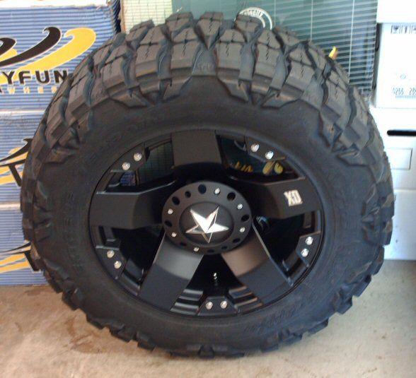 Jeep Rims, Truck