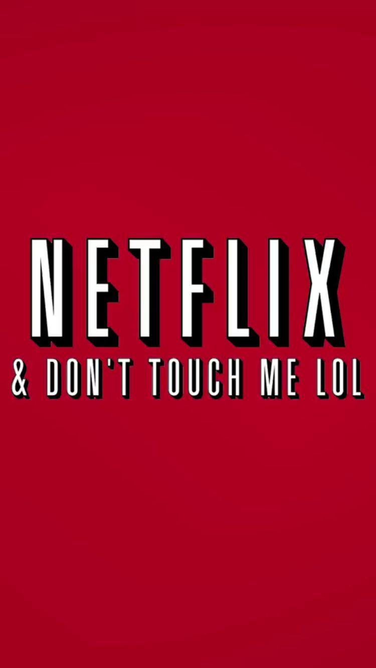 My version of Netflix & chill