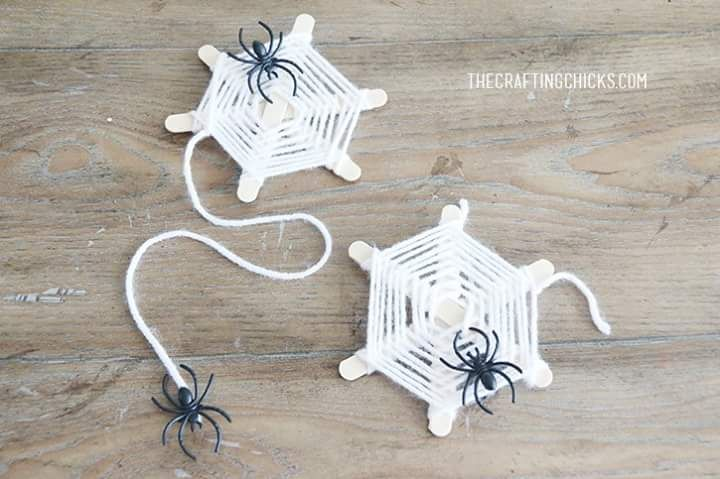47 Spooky and Fun Halloween Kids Crafts to Enjoy Halloween to the - halloween kids craft ideas