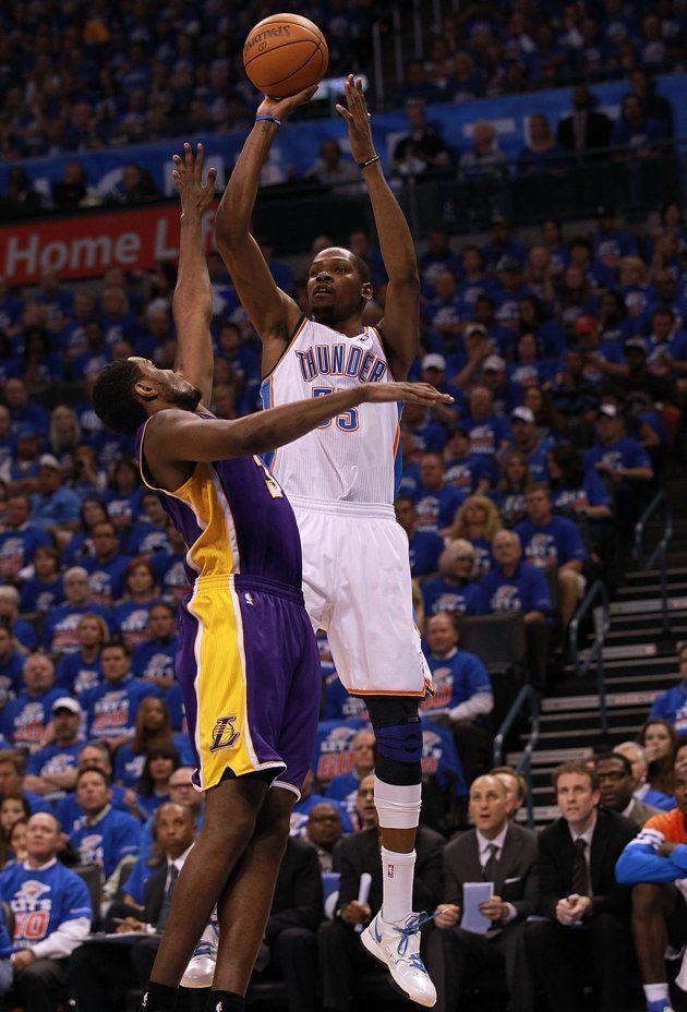 Kevin Durant Kd Okc Thunder Thunder Basketball Okc Thunder