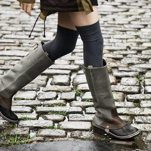 SOREL 'Slimpack' Riding Boot