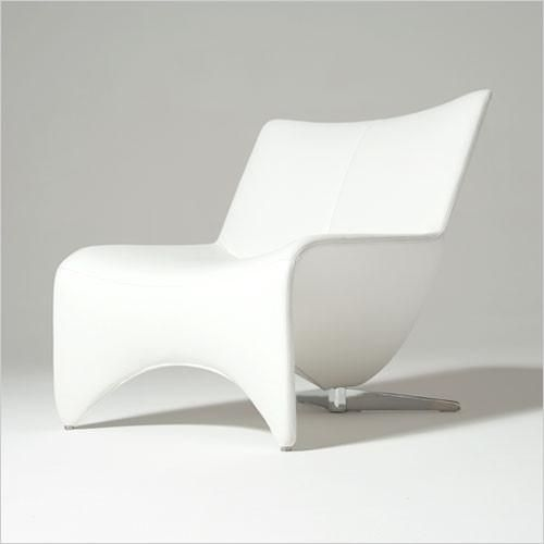 Jackson Accent Chair White Accent Chairs Chair Futuristic Furniture