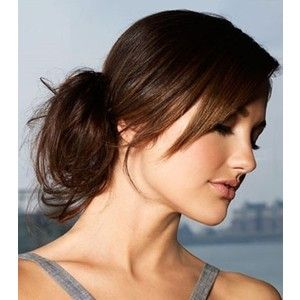 Surprising Ponytail Hairstyles Beehive Hairstyle And Side Ponytail Short Hairstyles For Black Women Fulllsitofus