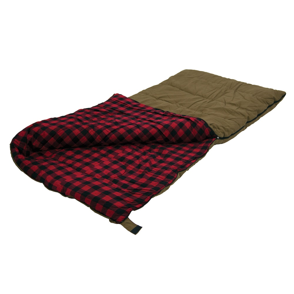 Stansport Grizzly Canvas Rectangular Sleeping Bag Products