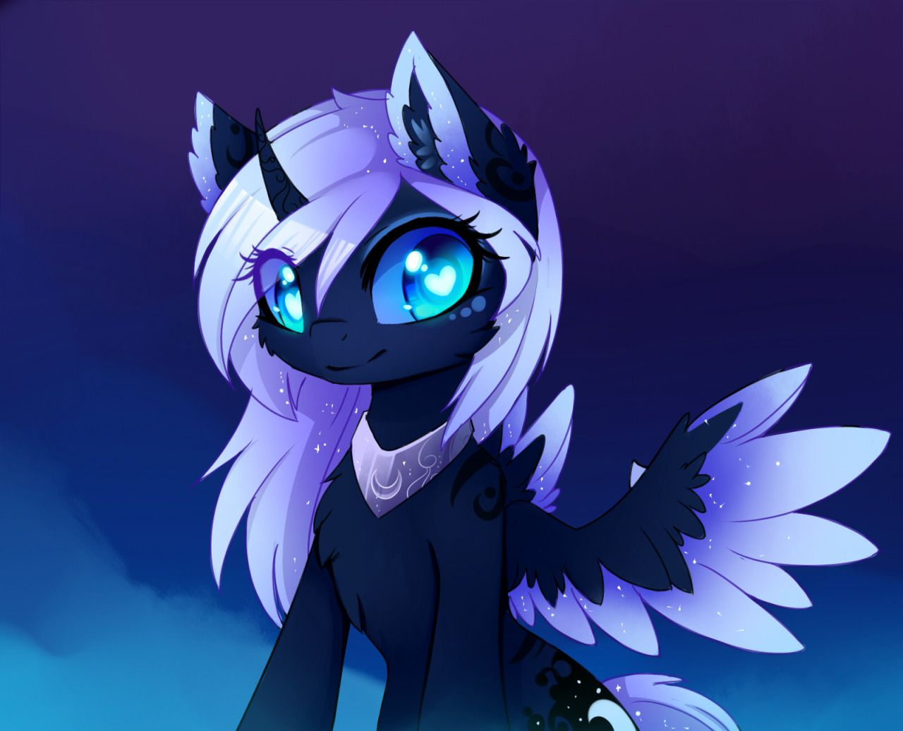 quotam i prettyquot mlp princess luna mlp princess luna