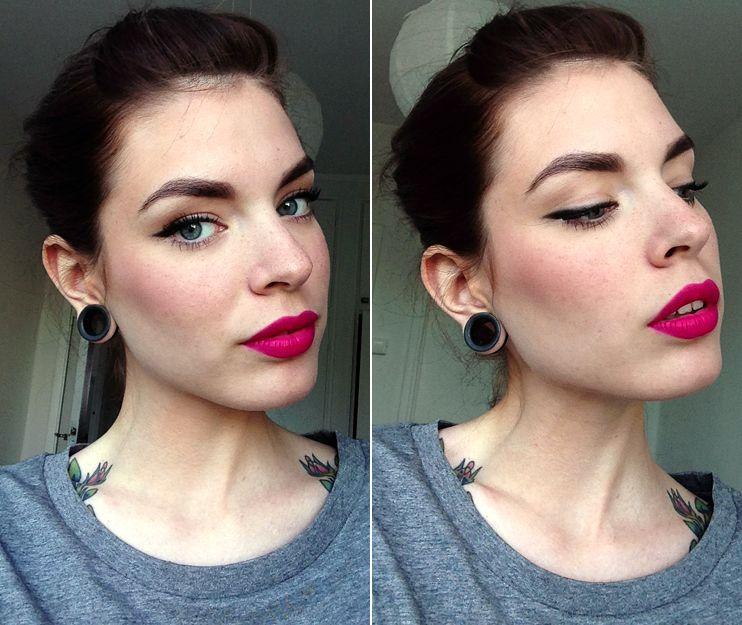 Make Up For Ever Aqua Rouge Waterproof Liquid Lip Color 16