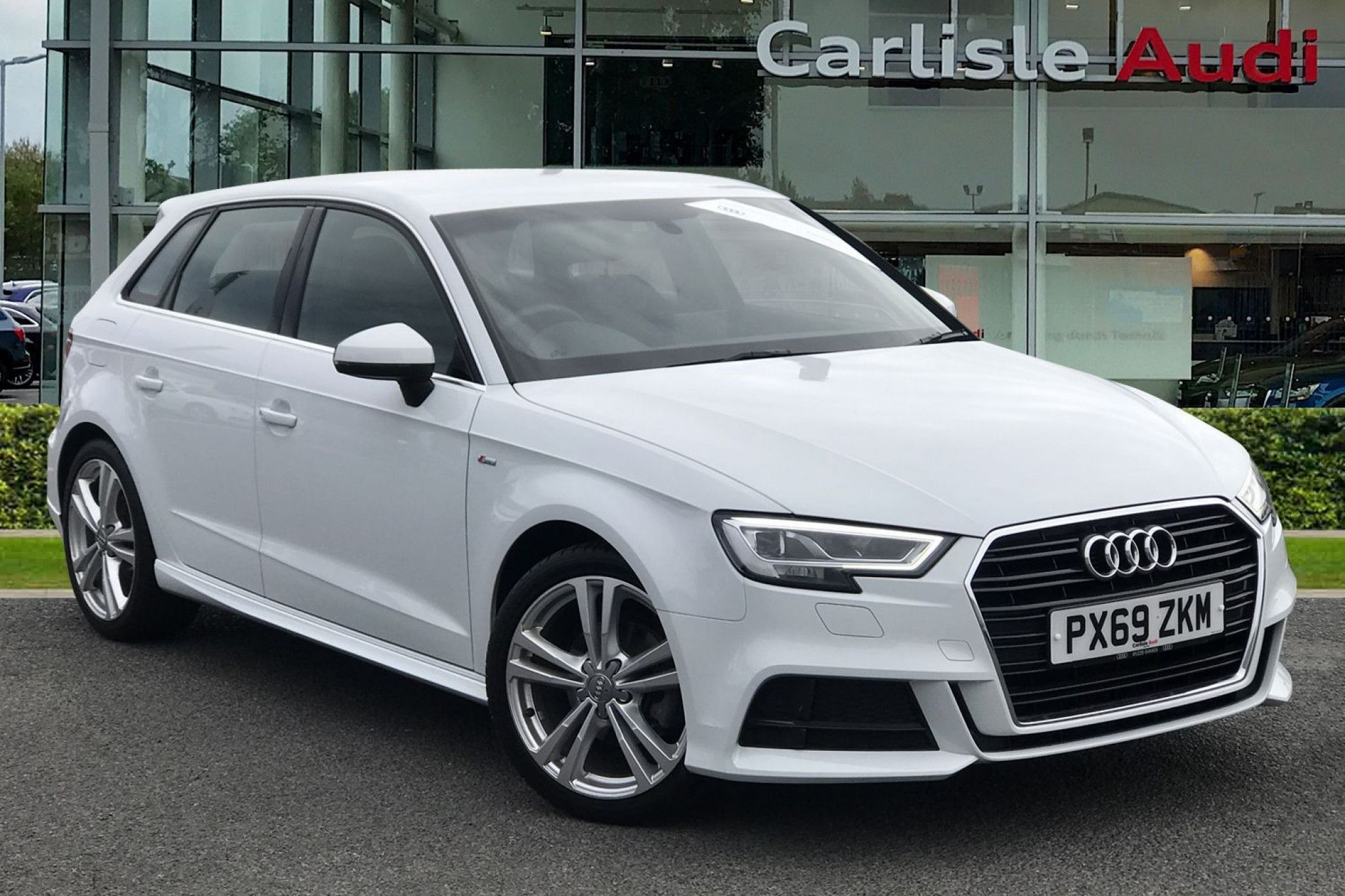 AUDI A3 30 TDI 116 S Line 5dr S Tronic For Sale in 2020