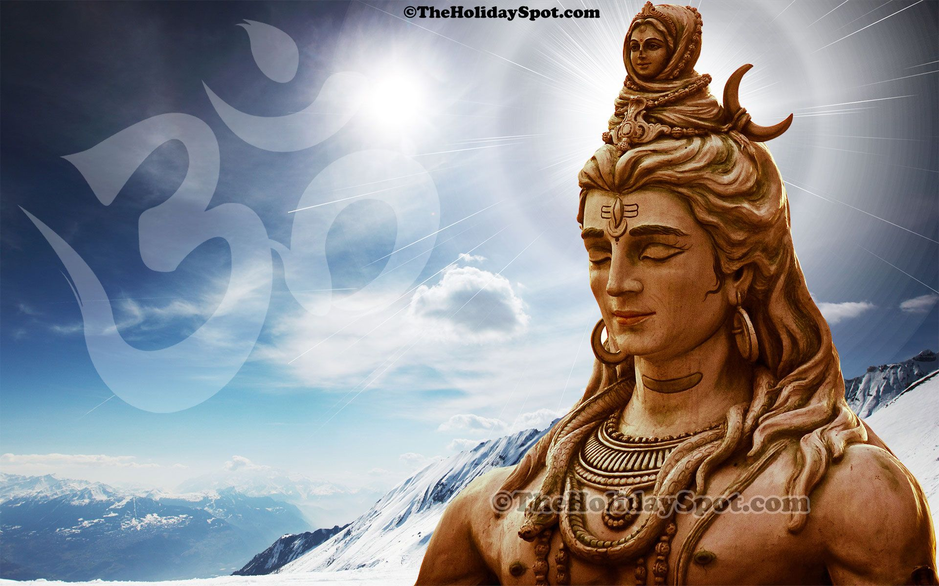 Shiva Wallpaper In Hd: Lord Shiva Hd Wallpapers For Laptop Of Lord Shiva