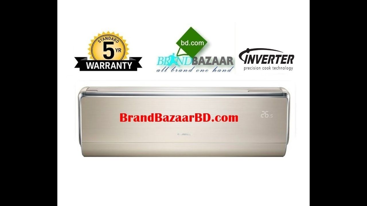 Gree 1 5 Ton Inverter Air Conditioner Price In Bangladesh Gsh 18ucv Air Conditioner Prices Gree Conditioner
