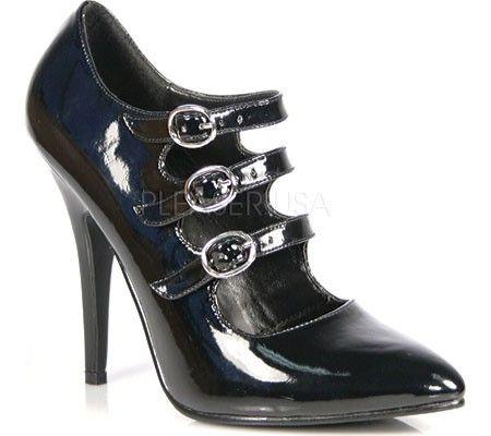Brinley Co Women's Delia Pump Black Size 7.5 dnkg