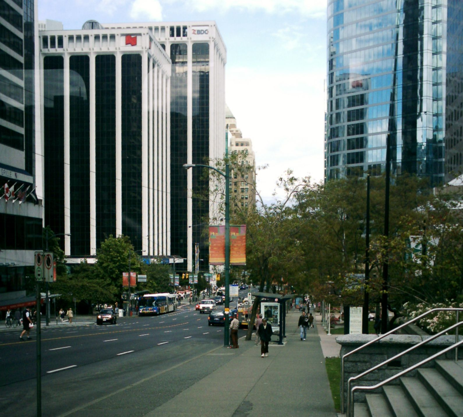 Downtown Vancouver: Downtown Vancouver Canada