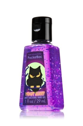 Owl Hoot Berry Pocketbac Sanitizing Hand Gel Anti Bacterial
